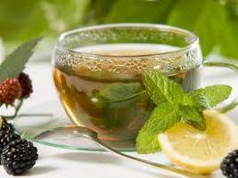 Вкусный травяной чай
